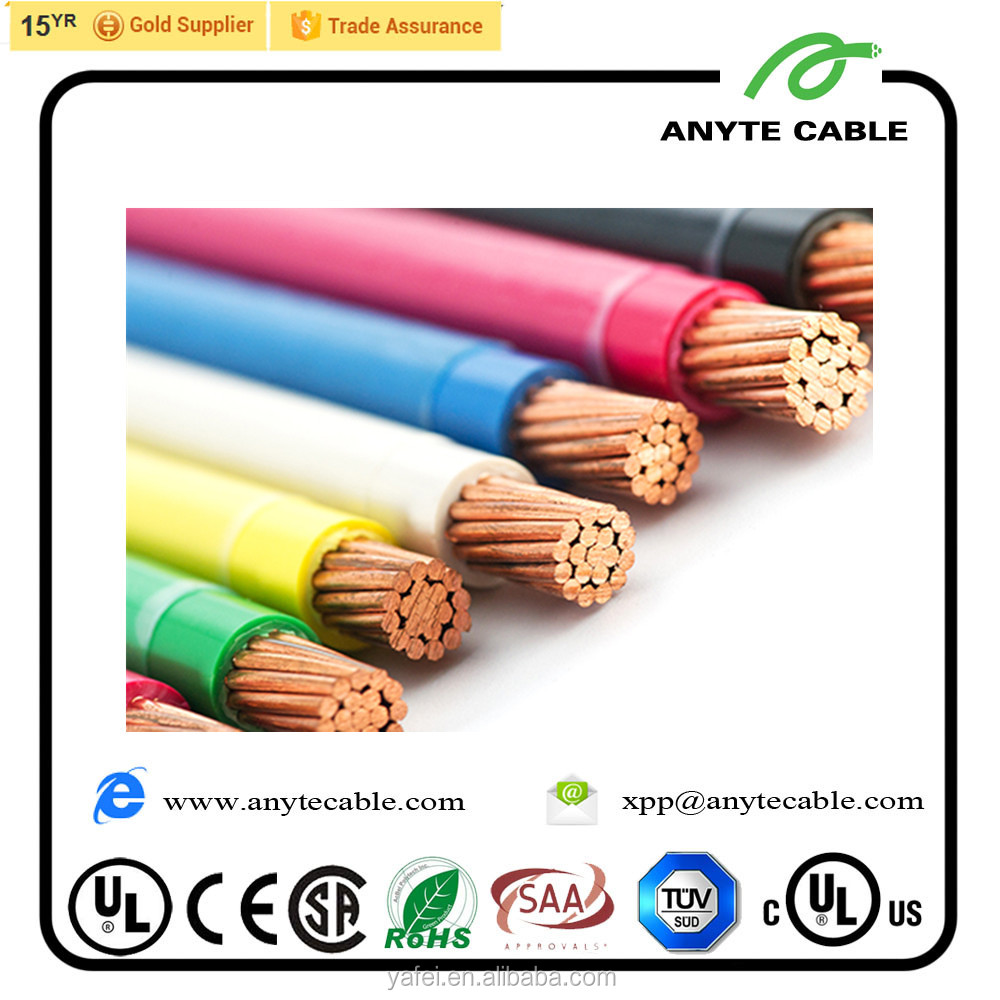 2 Awg Thhn Wire, 2 Awg Thhn Wire Suppliers and Manufacturers at ...
