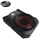 Free sample big bass 10 inch flat powered subwoofer best quality 4 ohms slim under seat subwoofer
