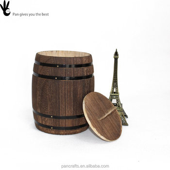 Made In China Craft Small Decoration Wooden Barrel Buy Wooden Barrelsmall Wooden Barrel Decorationcraft Wooden Barrel Product On Alibabacom