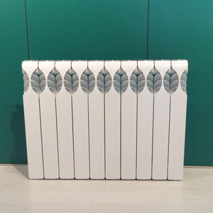 Best Quality wall mounted water China die casting aluminum Central heating radiator