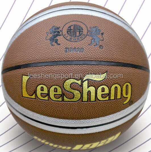 Good quality of moisture absorbing PU leather size 7 basketball