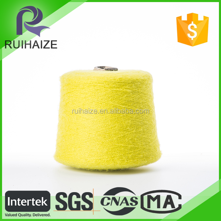 Yarn Manufacturer Dyed Plait Knitting Yarn for Knitting Machine