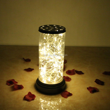 Battery Operated Led Table Lamp With Twinking Fairy Lights For Dinner Twinking Led Fairy String Lights Table Lamp Buy Battery Led Table Lamp