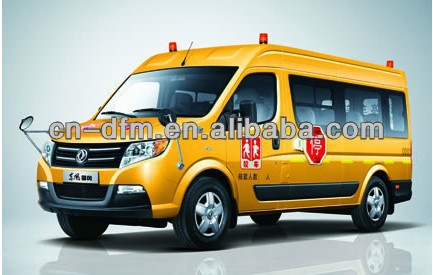 Dongfeng mini school bus/mpv