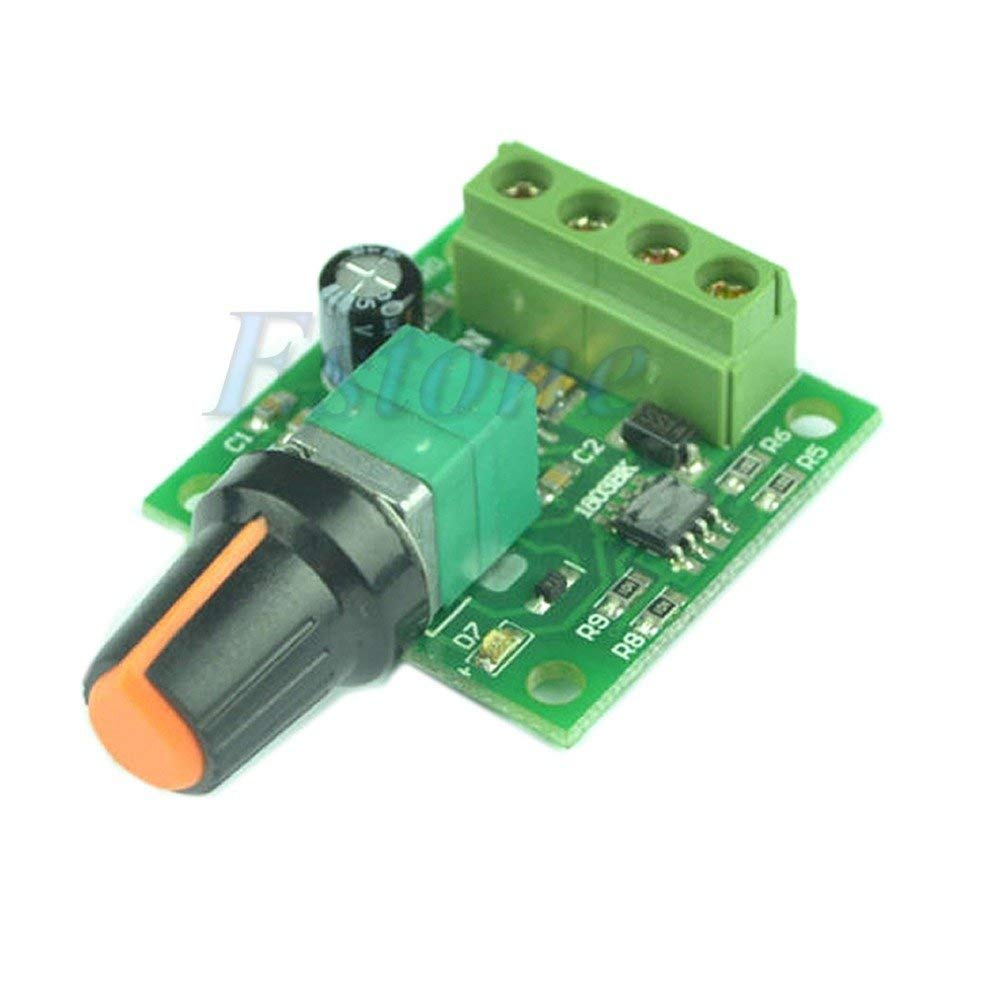 Cheap Dc Motor Speed Controller High Voltage Find Simple Pwn Control Get Quotations Hariier 18v 3v 5v 6v 12v 2a Low Pwm 1803b