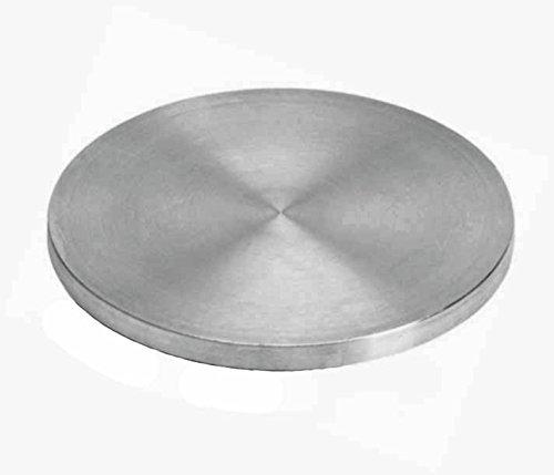 """ACI Alloys Sn-3x250-4N5 Tin, 3.00"""" diameter x 0.250"""" thick, 99.995% pure"""