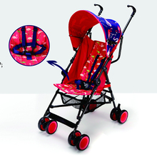 Certification ASTM EN AUS 600D Polyester baby stroller baby buggy