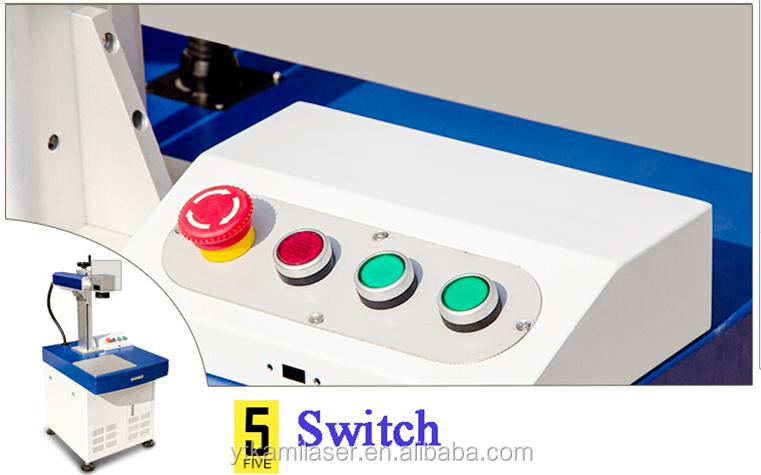 Sanitary Ware Cylinder Diode End Pump Laser Marking