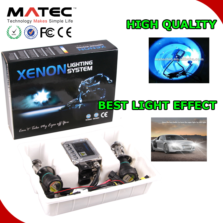Wholesale For car truck quick start HID headlight xenon 35/55W H4 H7 H11 H13 HB3 HB4 xenon lamp power supply