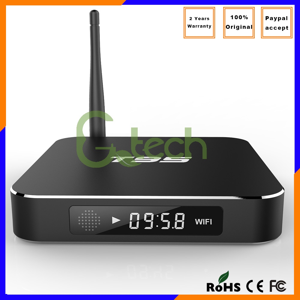 High Definition S905 Kodi16.0 Metal Shell Led Didplay T95 S905 Digital cable TV Set Top Box