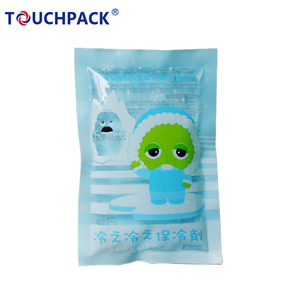 Wholesale Recyclable Insulated Gel Ice Pack For Basket/Lunch Box/Cooler Bags