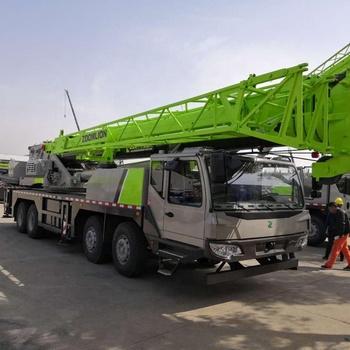 China Hot Sale Zoomlion 55ton Truck Crane Qy55V Qy55V532.2