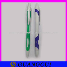 fashion plastic school equipment pens kids ballpoint pen