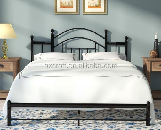 Venta al por mayor camas de venta negras-Compre online los mejores ...