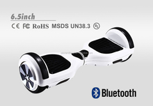 APP cellphone controlled scooter balance 6.5 inch balance board scooter smart 2 wheel hoverboard