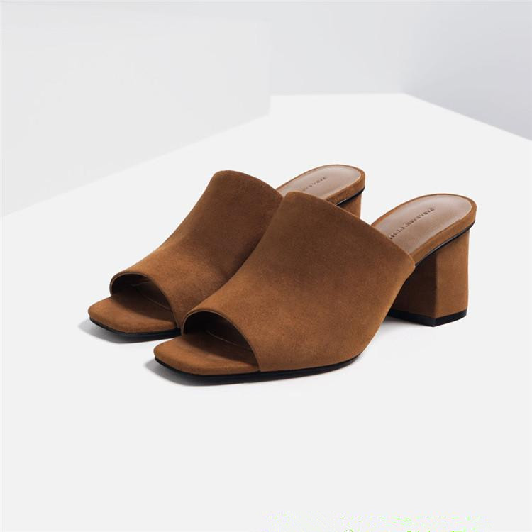 Square Toe Shoes Womens