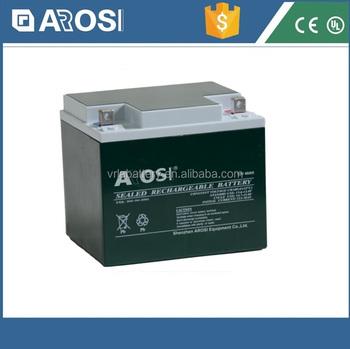 Long Life Valve-regulated Best Deep Cycle Battery,Ups Battery 12v 45ah For  Backup - Buy Battery 12v 45ah For Backup,Deep Cycle Battery 12v 45ah For