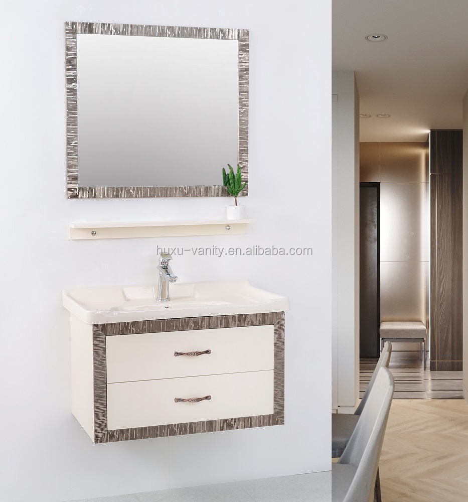 Luxury Hotel Modern Anti-fog Custom Decorative Wall Backlit LED Bathroom Mirror