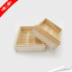 Top great multifunctional customized square bamboos steamer with factory price