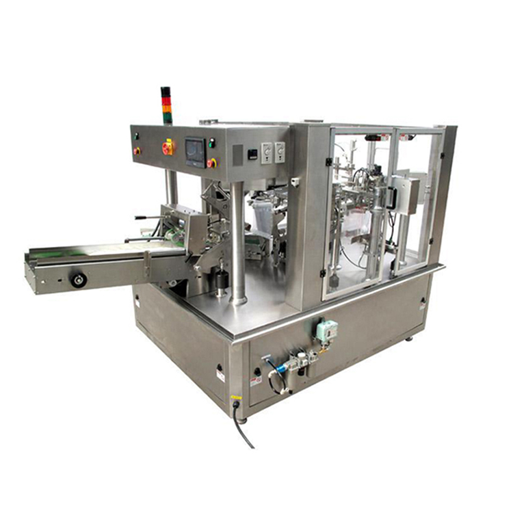 Smart Weigh breakfast filling and sealing machine for food packing-4