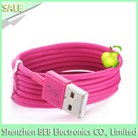 Colorful 3FT Sync Data Charging Adapter usb Cable for iphone 5 5s 5c ipad mini ipod nano ipad touch 5