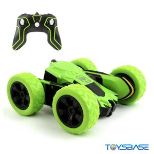 RC Stunt Car Off Road Vehicle 2.4G Racing Slot Car High Speed 7.5MPH 360 Degree Rolling Electric Rotation Remote Control RC Toy