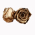 metallic preserved rose for Cosmetic Case Decoration