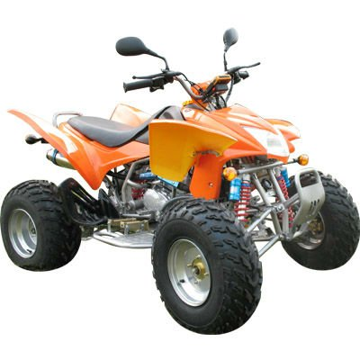 EEC Approved 4-Stroke 250cc Engine ATV with Water cooled engine WZAT2505EEC