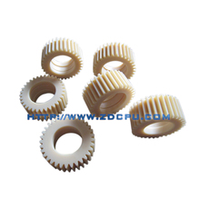 Hot sale mass production existing mold small plastic pinion gear