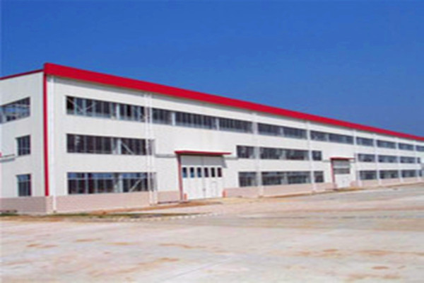 Steel structure sandwich panel prefab chicken farm