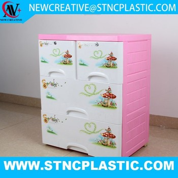 3-tier plastic small storage box cabinet drawer with two lock  sc 1 st  Alibaba & 3-tier Plastic Small Storage Box Cabinet Drawer With Two Lock - Buy ...