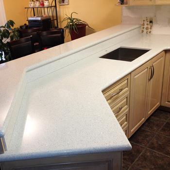 Newstar Menards Banjo Bath Cut-to-size Stone Marble Granite Quartz Vanity  Top Countertops Kitchen Bullnose Edge - Buy Countertops Kitchen,Quartz ...