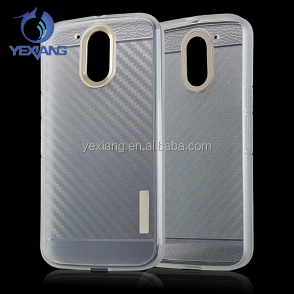 Direct buy from China customized high quality carbon fiber cover case for zte blade a610