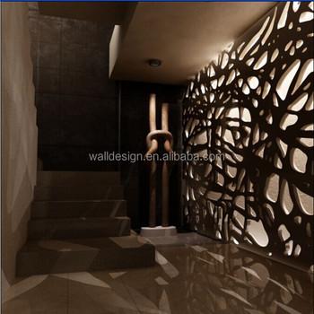 Phoenix Decorative Laser Cut Screen