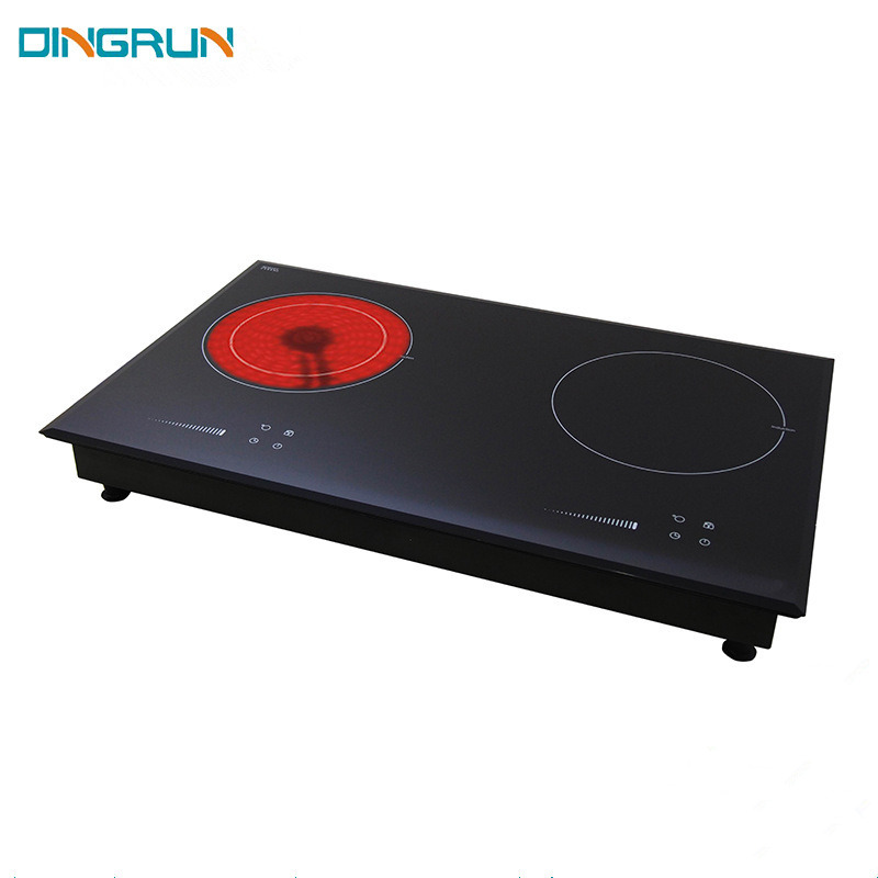 12 Volt Electric Portable Top Induction Stove Cooker