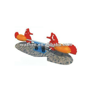 2013 hot selling funny spring rider /seesaw/rocker/swing