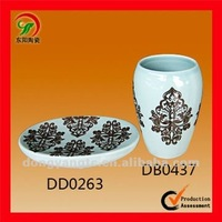 Ceramic bathroom sets and accessories , bathroom accessory set manufacturers