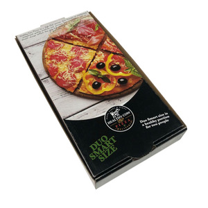 Food paper carton for custom printed packaging scooter pizza box food microwave