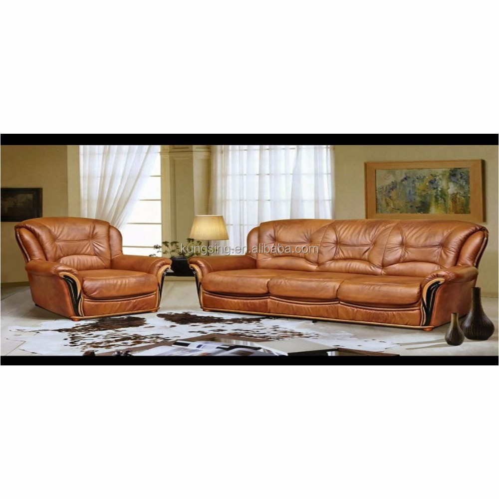 Genuine Leather Sofa Set Genuine Leather Sofa Set Suppliers And  ~ Pure Leather Sofa Price