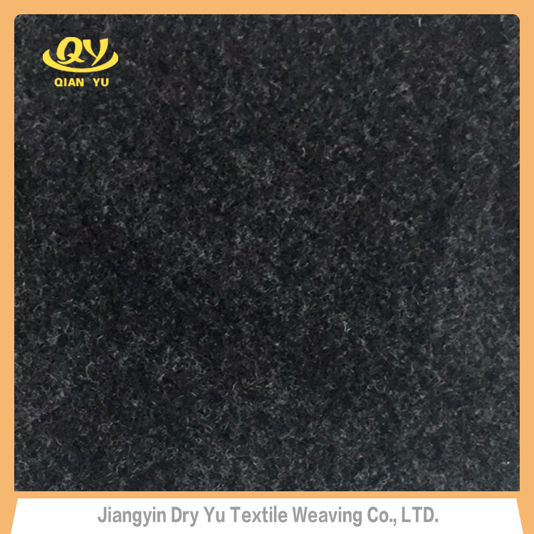 QY-501 wholesale Jiangyin fashion heavy 100 merino wool tweed textile fabric