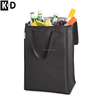 Lightweight, collapsible, zip-top closure, Insulated Shopping Bag