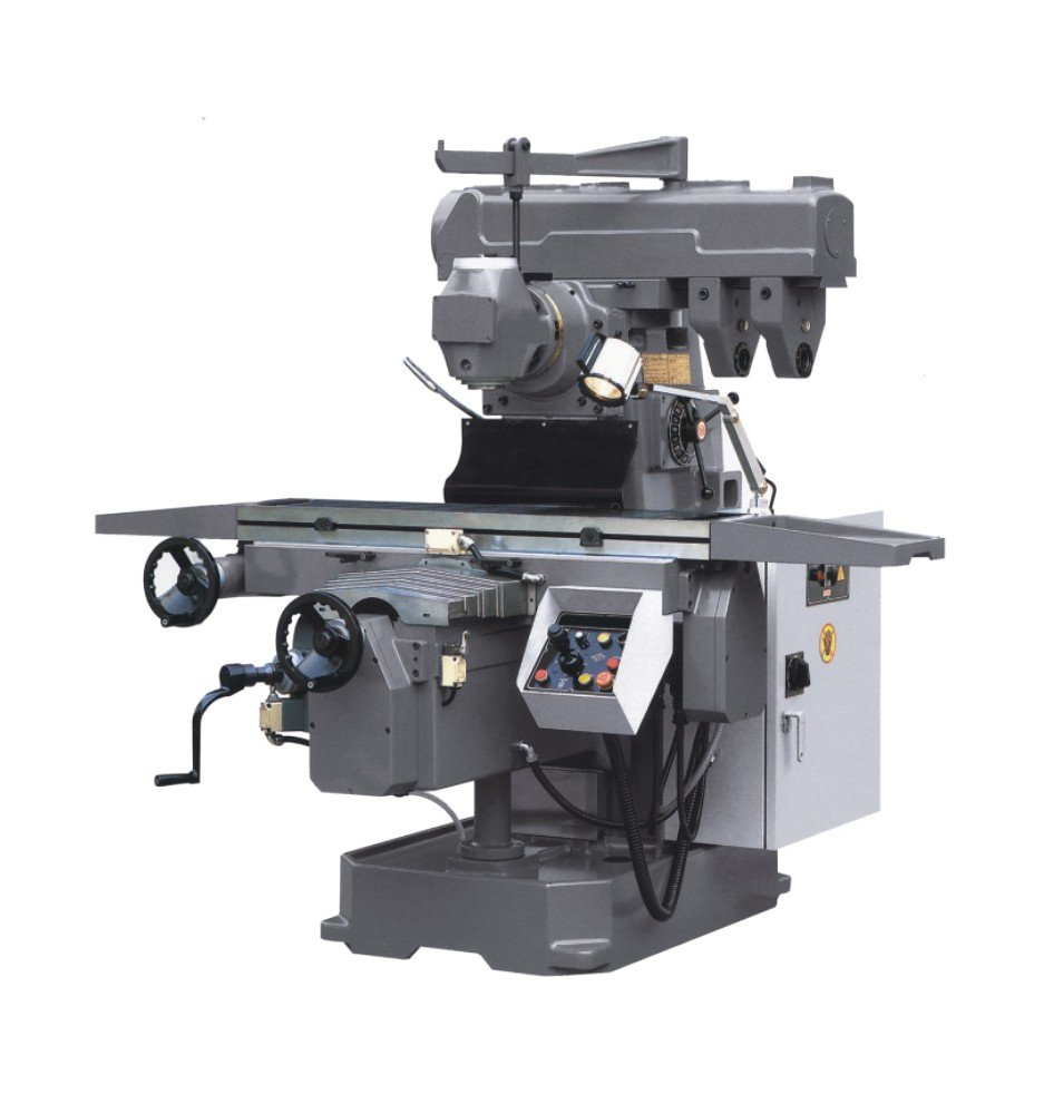 6VH-C horizontal and vertical milling machine
