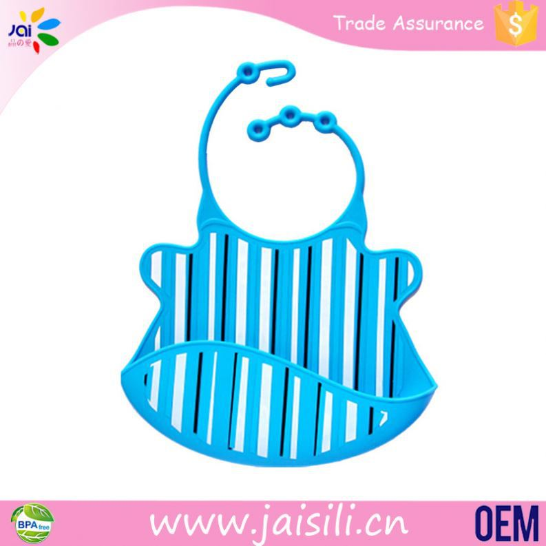 Private label baby products durable infant baby bibs pinafore