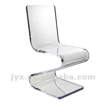 Cintrage A Chaud Acrylique Meubles De Chaise Transparente