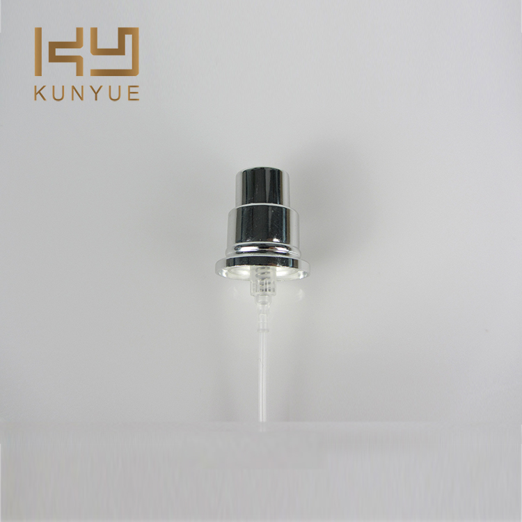 Good Quality Aluminum Screw Perfume Spray Pump