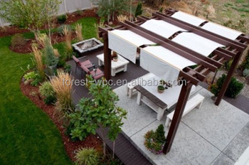 Attractive China Roofing Pergola Transparent Roofing Gazebo Canvas Roof Material