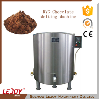 The Best Design Of Chocolate Melting Tank For Sale
