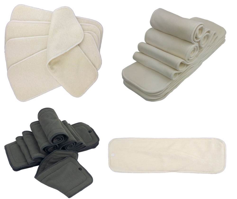Ananbaby Washable And Comfortable Bamboo Charcoal/ Microfiber ...