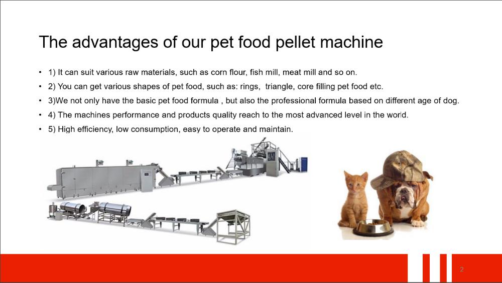 pet food information