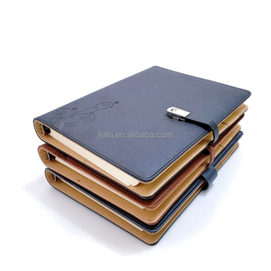 Free Samples Loose Leaf Leather Journal Diary Notebook Planner Organizer